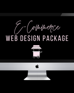 E-Commerce Web Design Packages